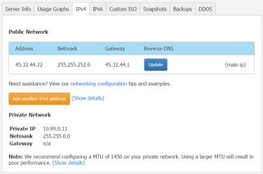 VULTR-IPv4